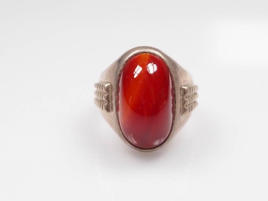Karneol Siegel ring Nr:238