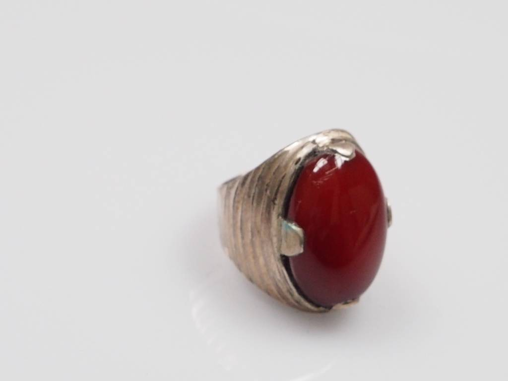 Karneol  ring Nr:239