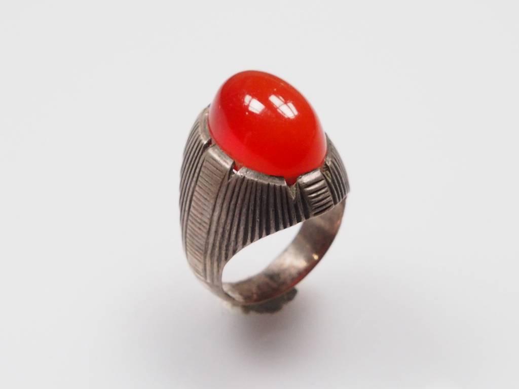 Karneol  ring Nr:240