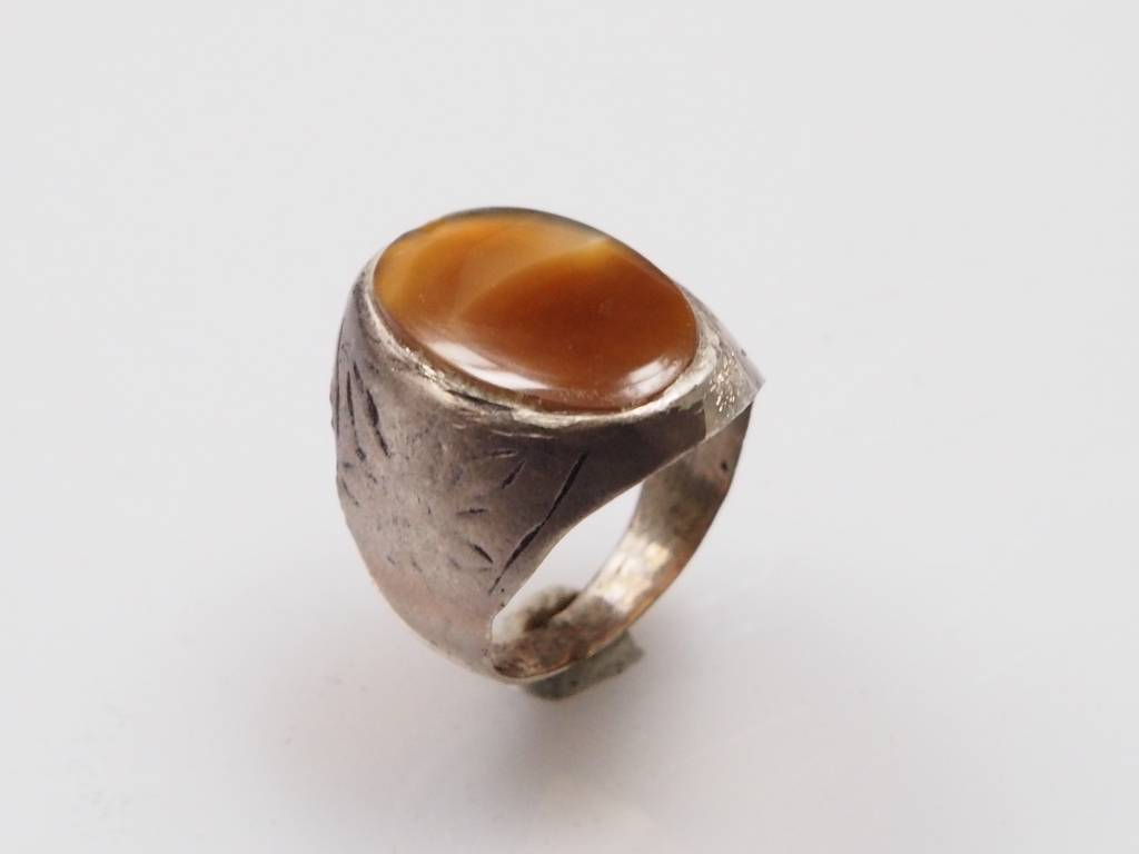 Achat ring Nr:252
