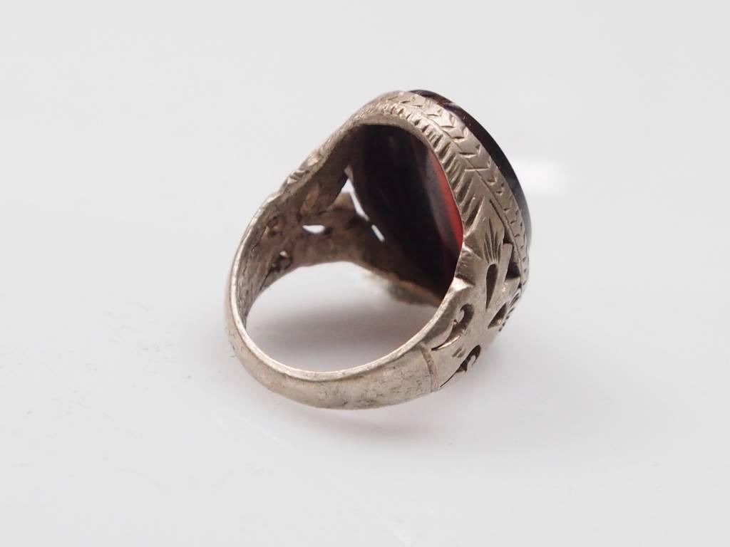 Achat ring Nr:253