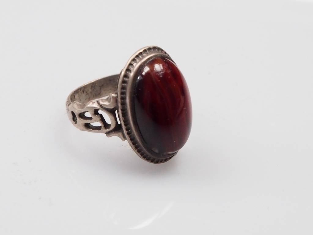 Achat ring Nr:255