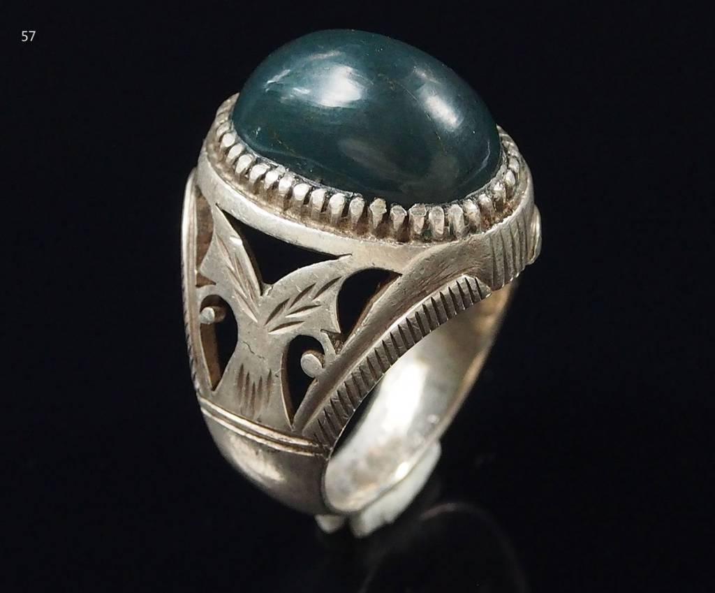 antik  Grün Türkis ring Nr:57