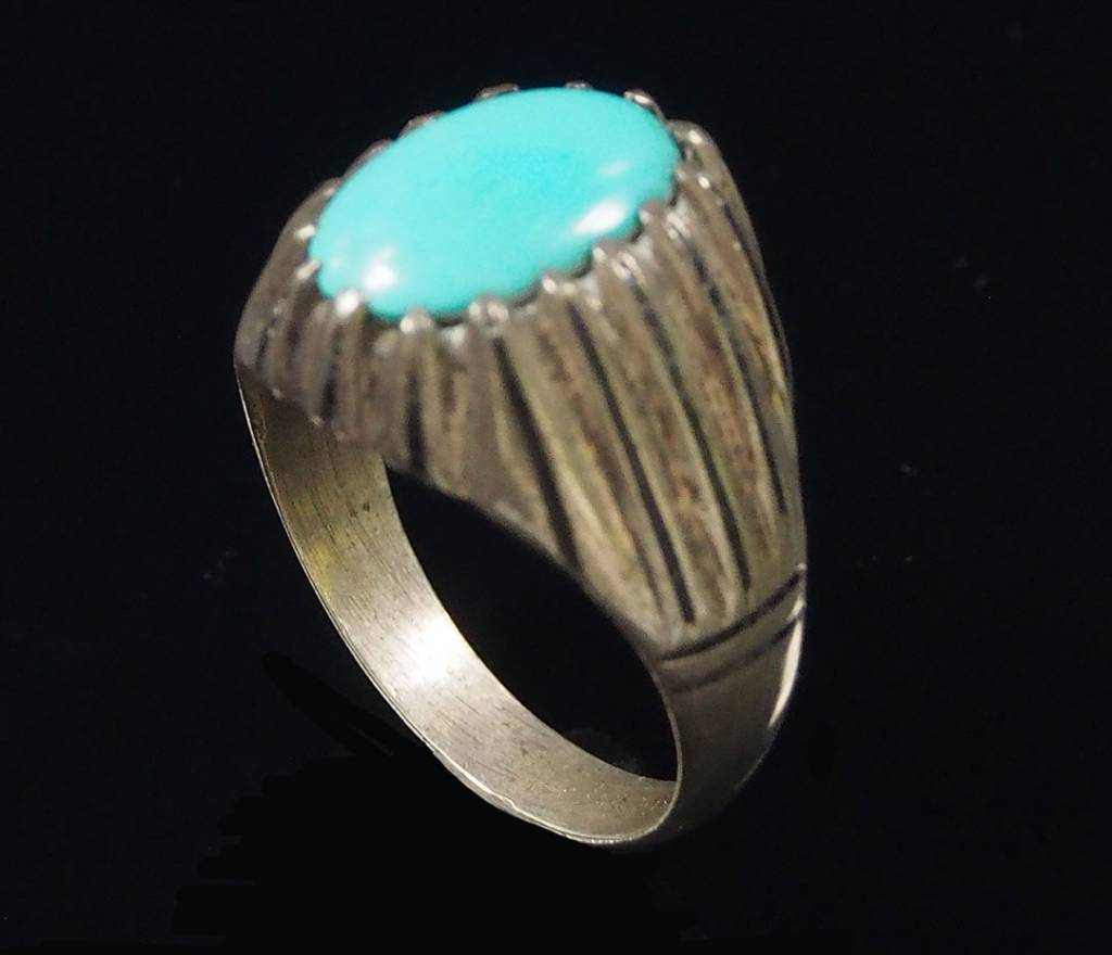 antik   Türkis ring Nr:62