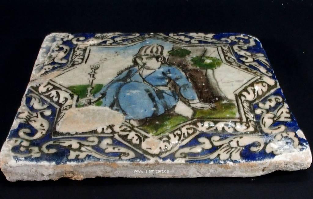 Antik islamische  Fliese Nr:A