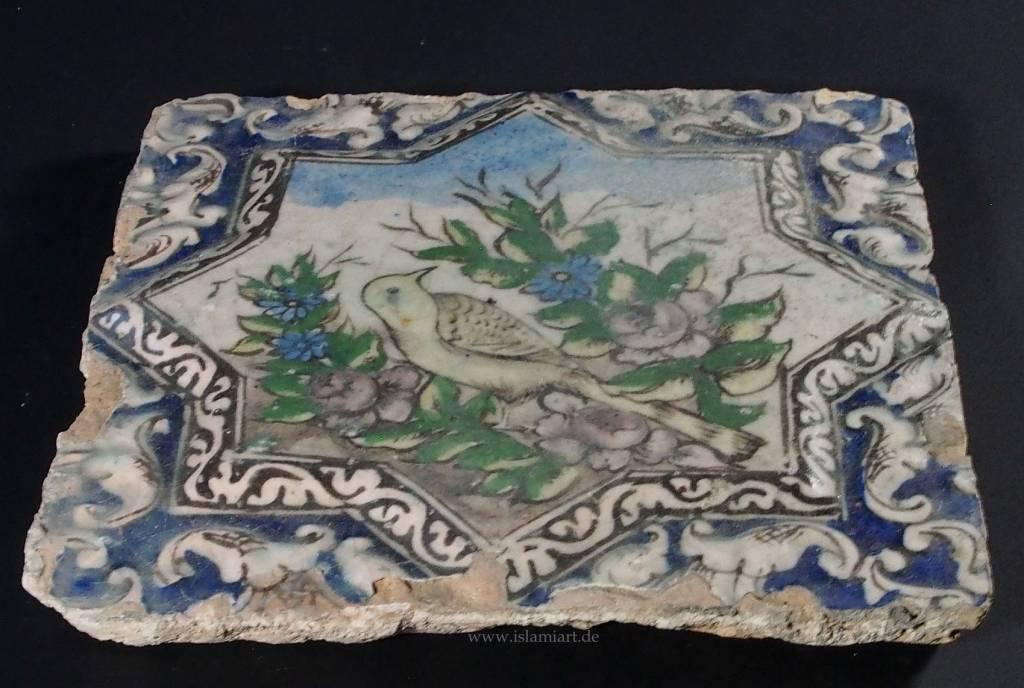 Antik islamische  Fliese Nr:C