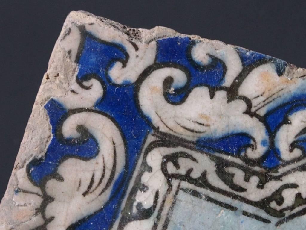 Antik islamische  Fliese Nr:J