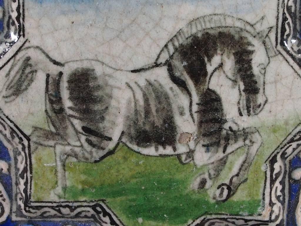 Antik islamische  Fliese Nr:K