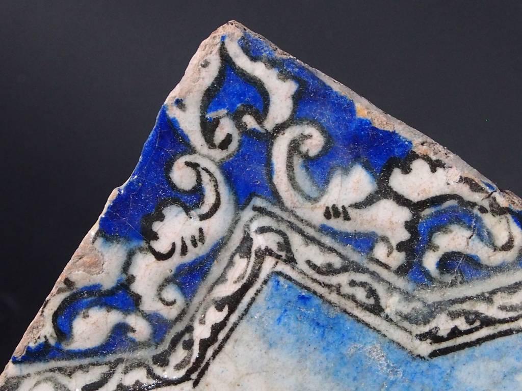 Antik islamische Persien Fliese Nr:K