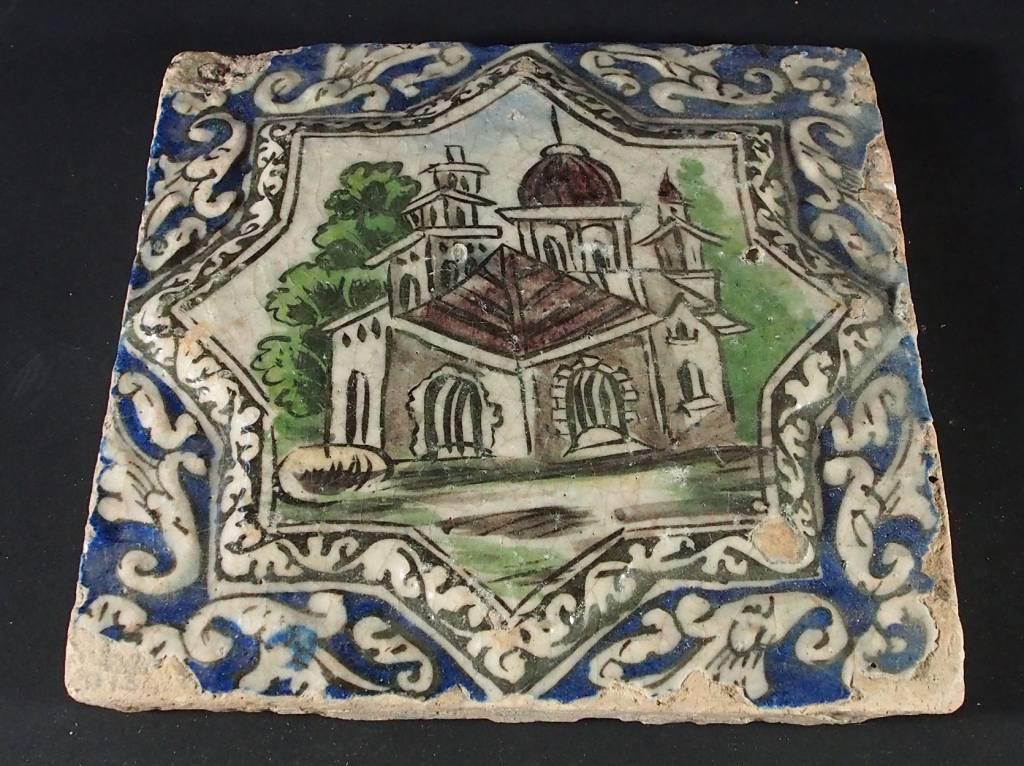 Antik islamische  Fliese Nr:M