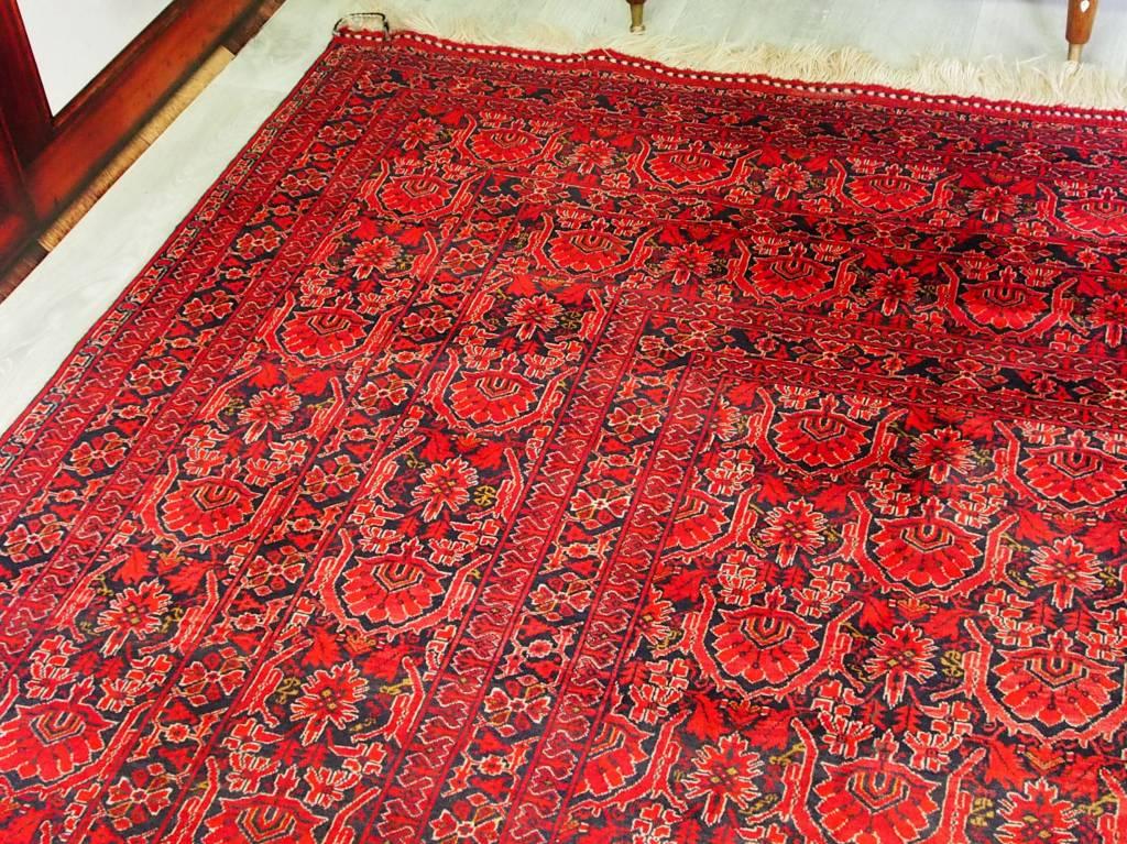390x300 cm Turkmenische Teppich Nr:16/4