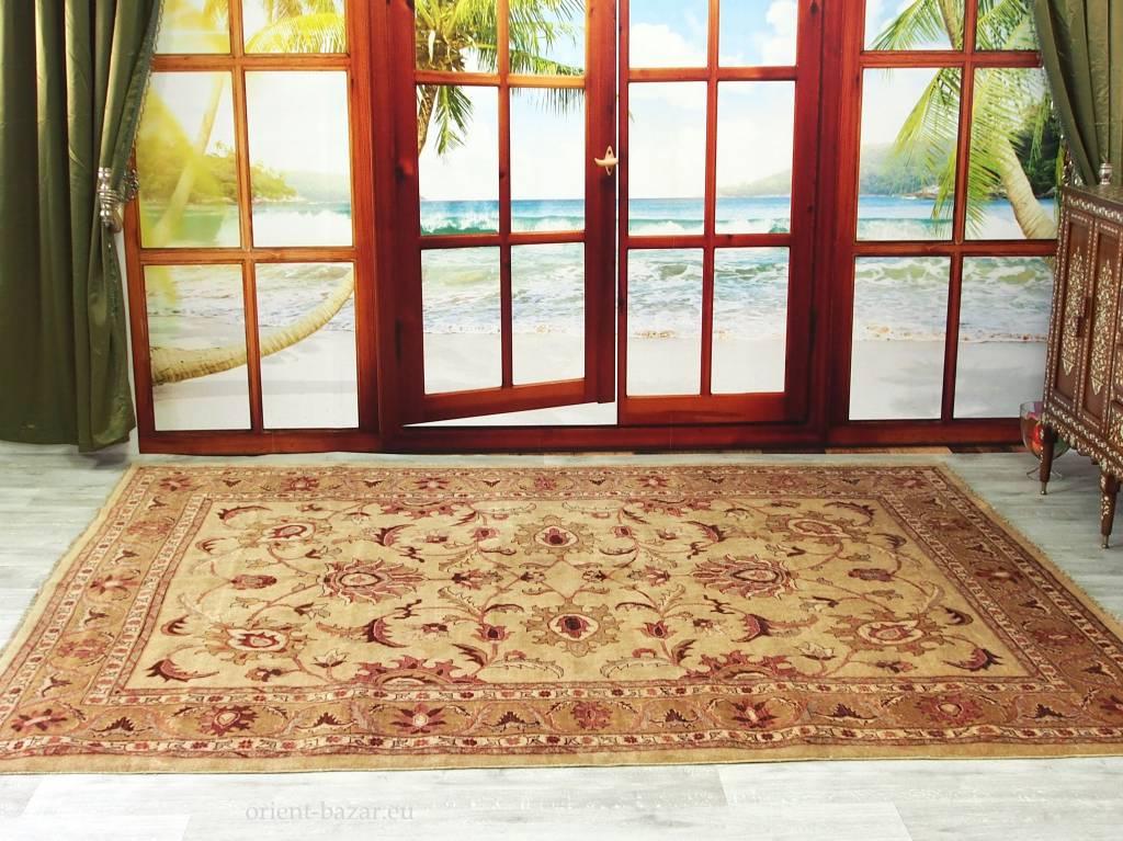 Bukhara 305x245 cm Zigler Teppich Nr:16/3