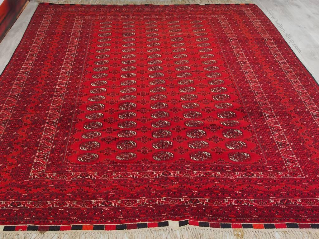 290x200 cm Turkmenische Teppich Nr:16/8