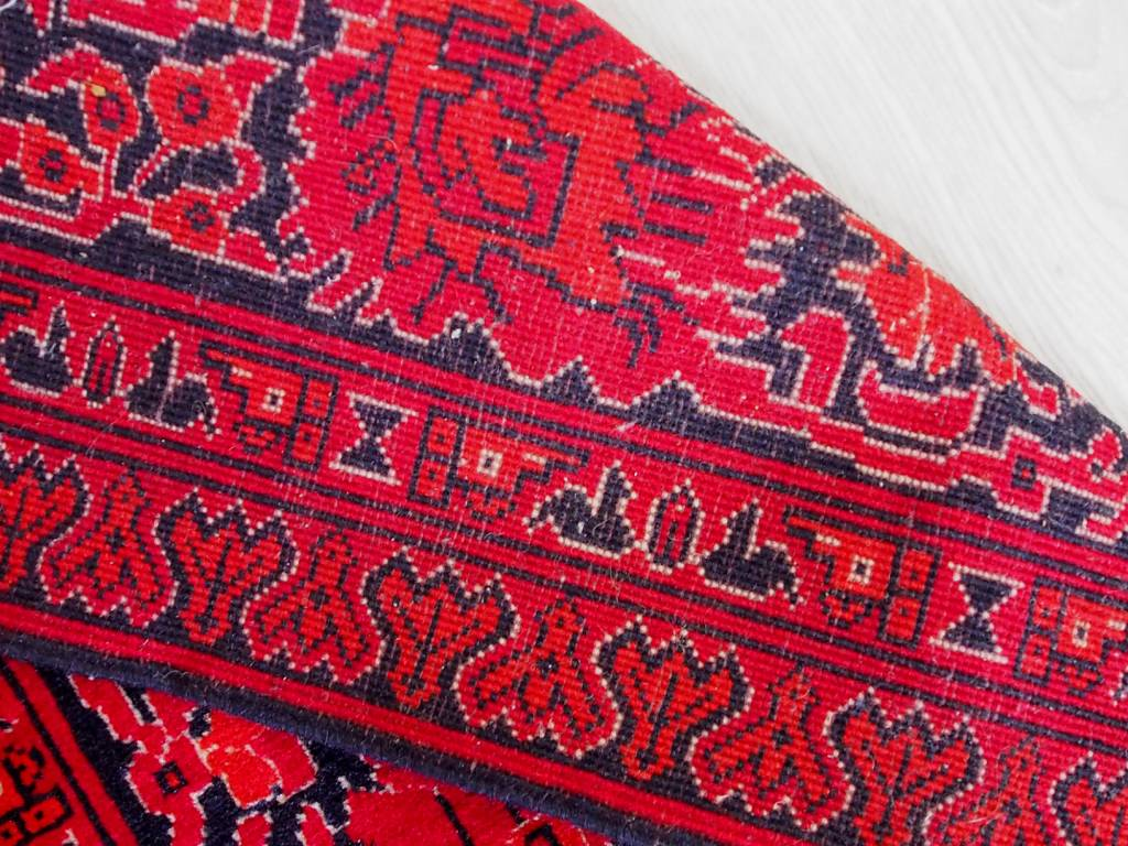 365x242 cm Turkmenische Teppich Nr:16/9