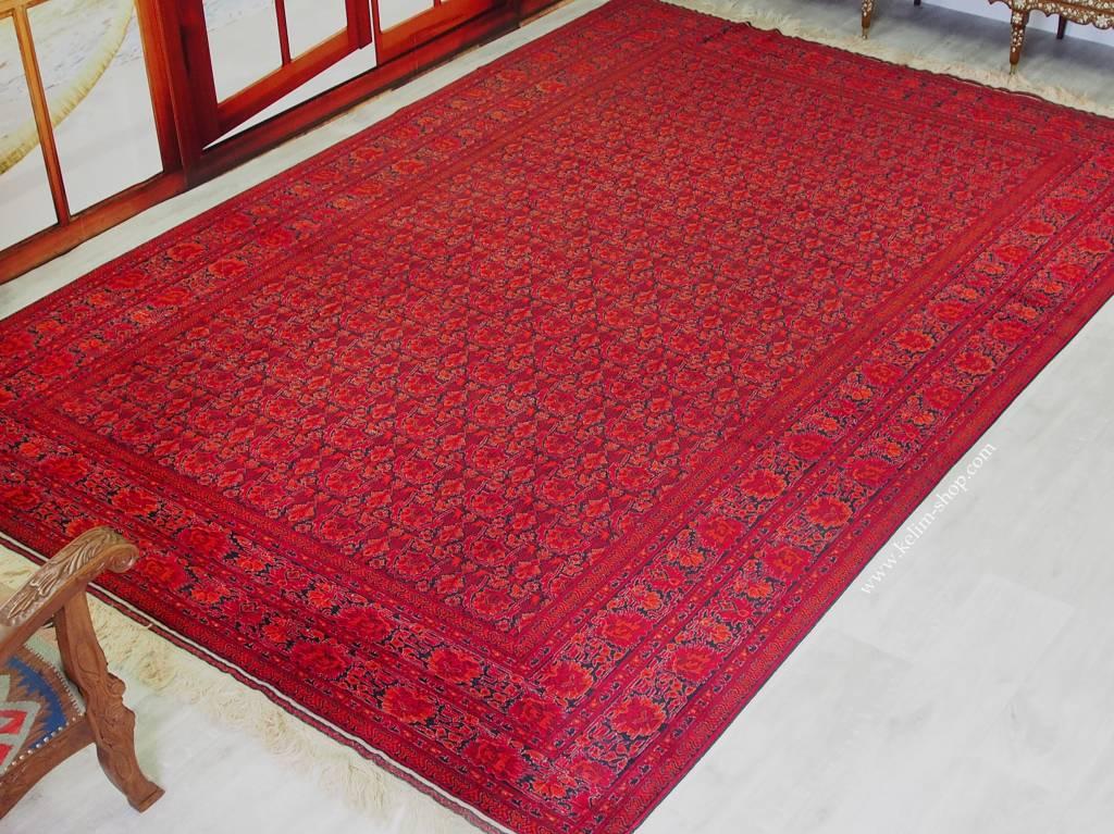 Bukhara 365x242 cm Turkmenische Teppich Nr:16/9
