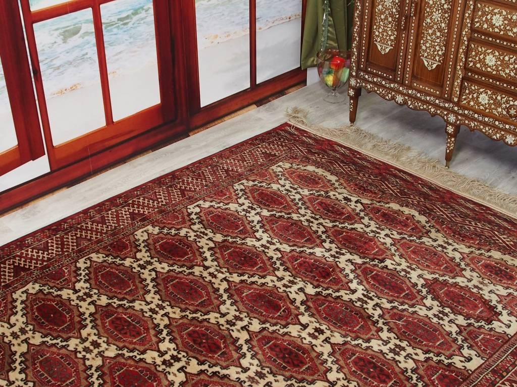 355x205 cm Turkmenische jemod Teppich Nr:16/10