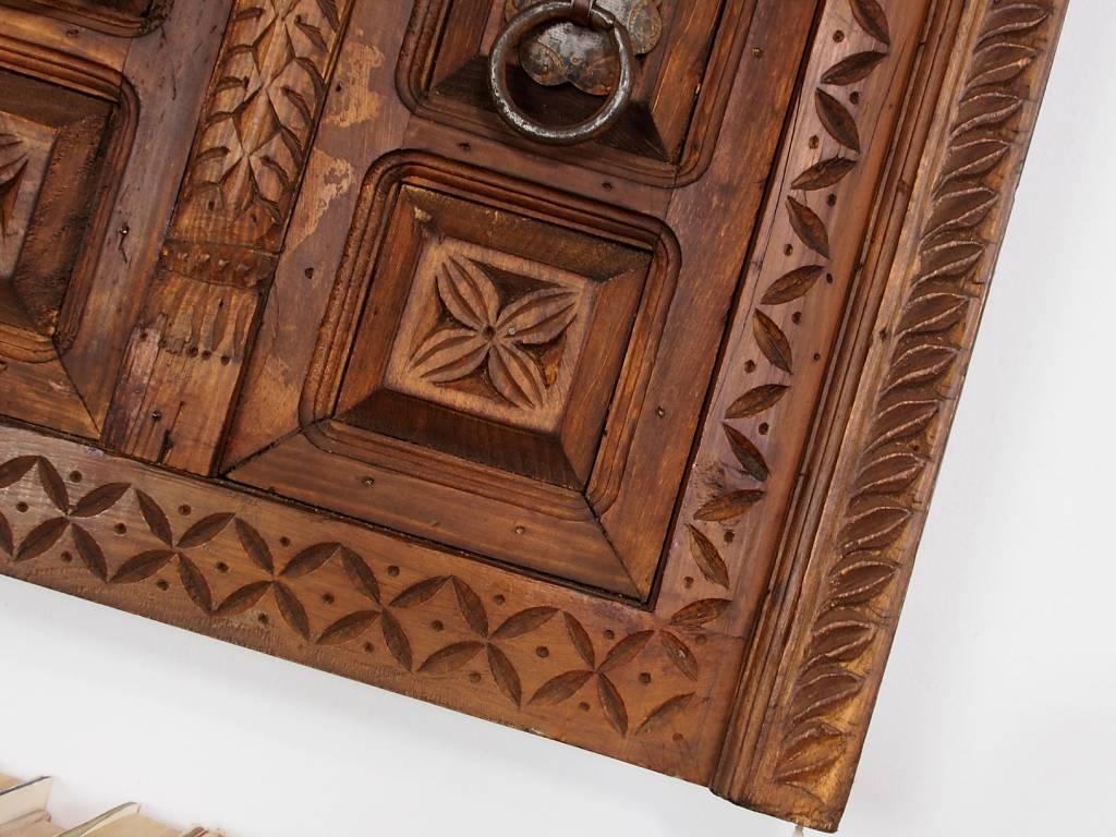 Holz Fenster Nuristan Nr:16/A