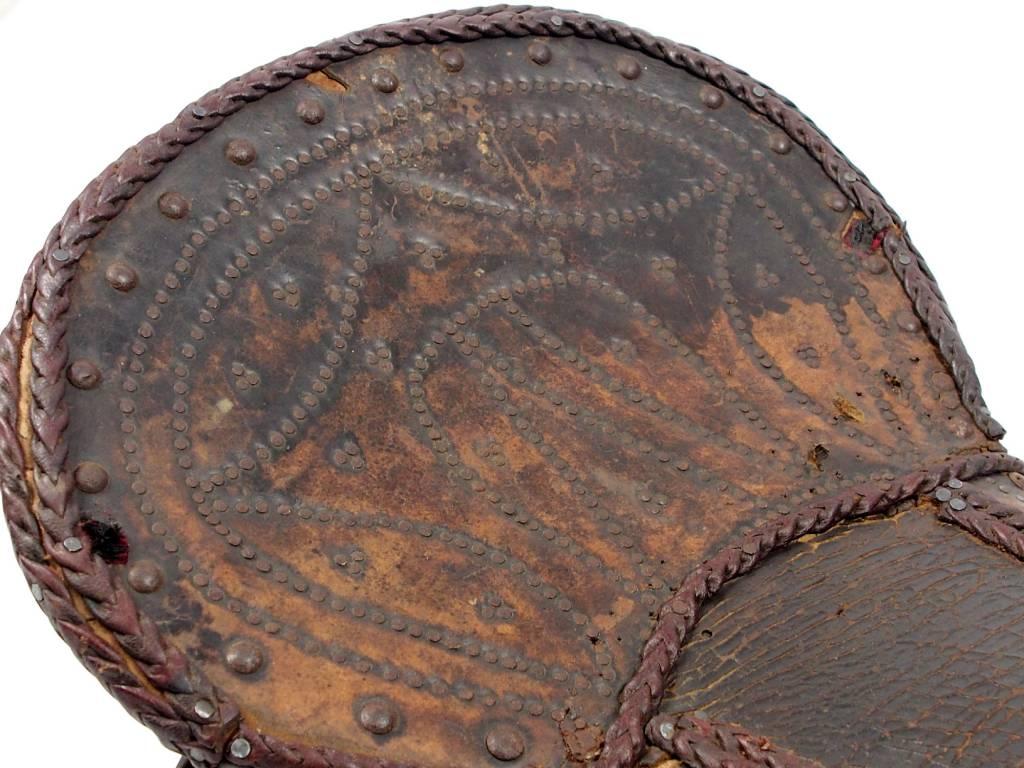 Antik Afghan Pferdsattel Nr:AFG/2