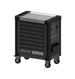 Sonic Performance Gevulde gereedschapswagen S9 354-dlg. Project Performance 735447