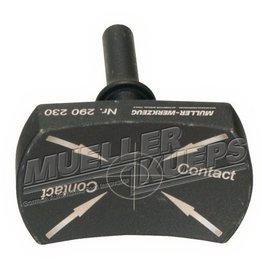 Müeller Werkzeug Vibro-Impact kogelgewricht separator