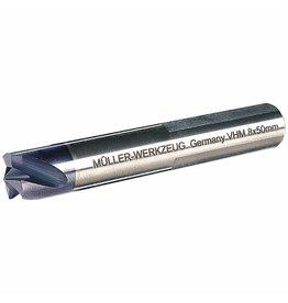 Müeller Werkzeug Puntlasboor 8 x 45 mm HSSE-TICN