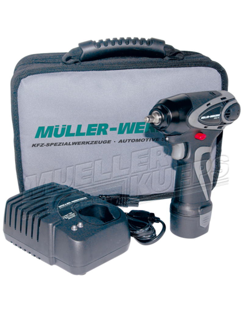 "Müeller Werkzeug Accu-Slagmoersleutel 1/4"" EQ 113"