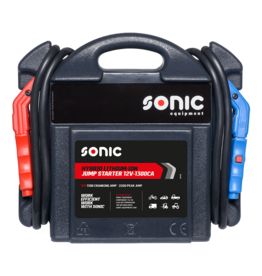 Sonic Acculoze jumpstarter 12V/1300CA