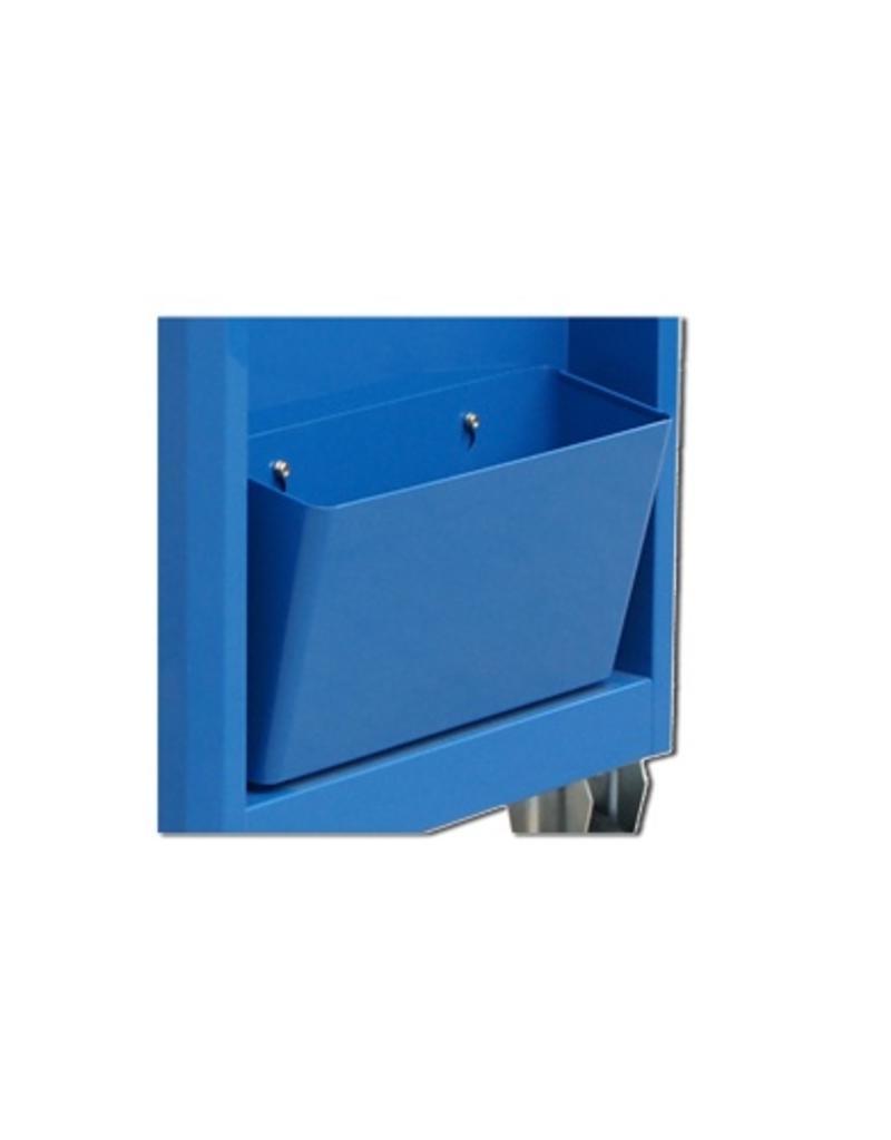 Sonic Afvalbak blauw (S10, S11, Work)
