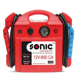 Sonic Startbooster MICRO 12V/800CA
