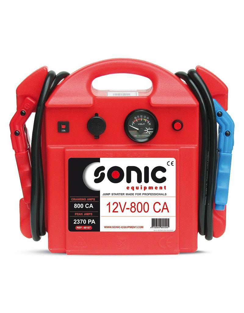 Sonic Startbooster MICRO 12V/800CA