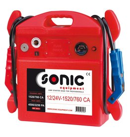 Sonic Startbooster draagbaar 12/24V 1600-800CA
