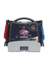 Sonic DC 12V 800CA Propulstation met oplaadstation voor auto/truck