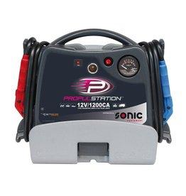 Sonic DC 12V 1200CA Propulstation met oplaadstation voor auto/truc
