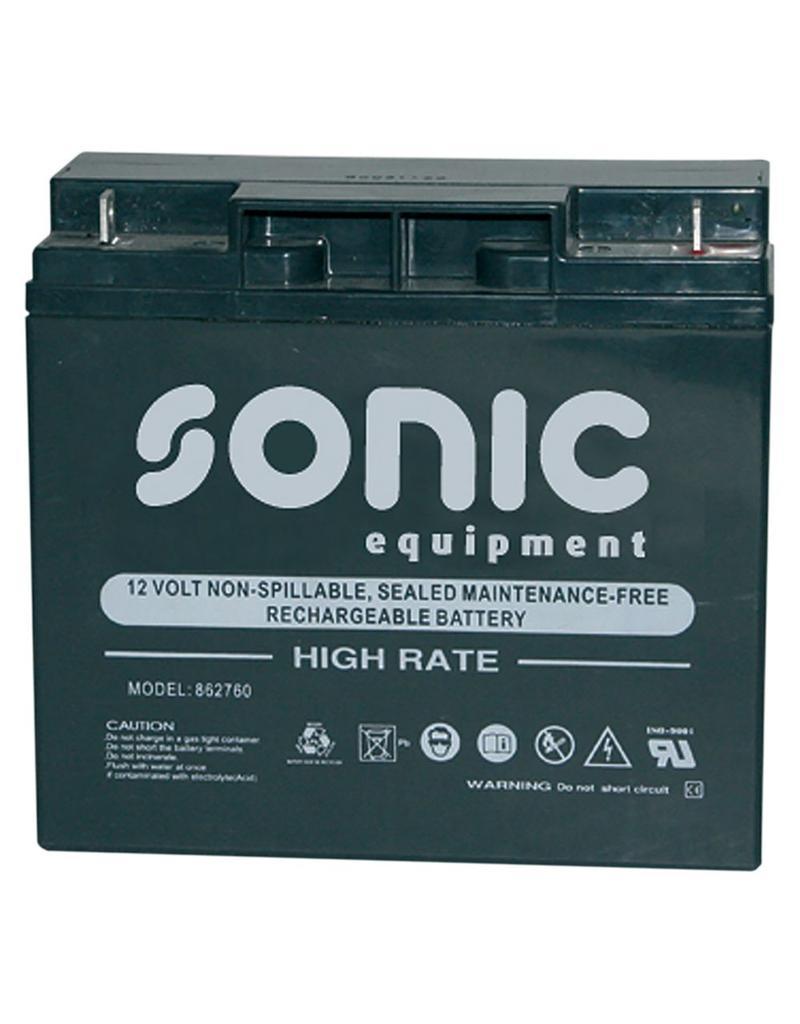 Sonic Batterij 12V- 700A (180x75x168mm) voor micro booster 12V/700