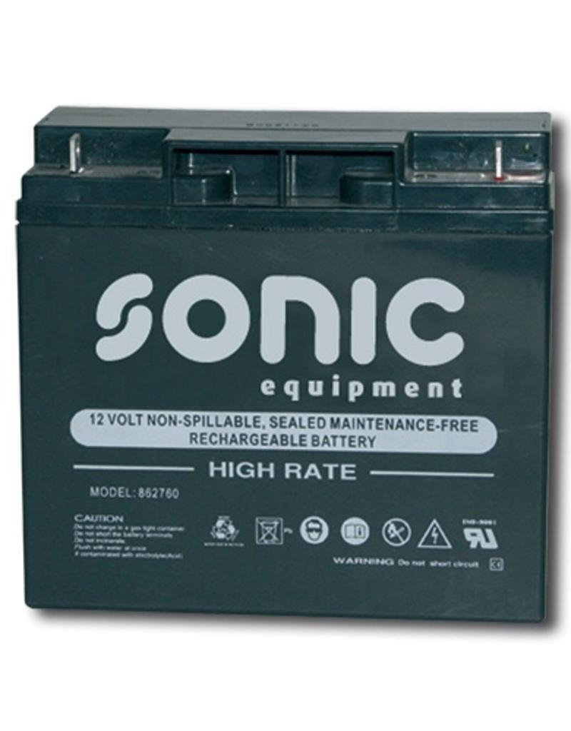 Sonic Batterij12V -800A (180x75x168mm) voor micro booster 12V/800C