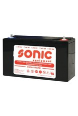 Sonic Batterij 12V-1200A (250x95x158mm) voor 12V/1200CA, 12/24-240