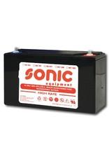 Sonic Batterij 12V-1600A (255x170x195mm) voor mobile booster 12V/1