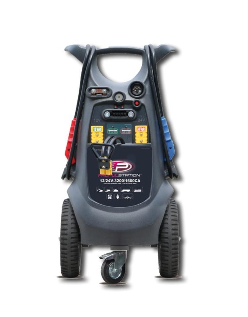 Sonic 12/24V 3200/1600CA Propulstation mobile voor garage