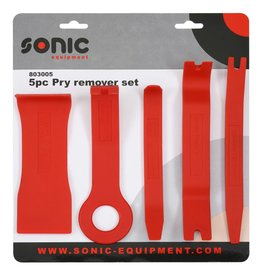 Sonic Bekledingsvorkenset 5-dlg.