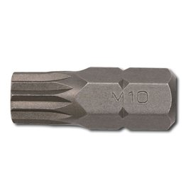 Sonic Bit 10mm, veeltand 30mmL  M8
