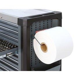 Sonic Papierrolhouder donker grijs (S9, S12)