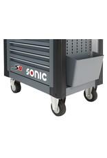 Sonic Afvalbak donkergrijs (S9, S12)