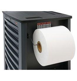 Sonic Papierrolhouder zwart, Anniversary gereedschapwagen (S10)