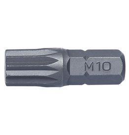 Sonic Bit 5/16``, veeltand 30mmL  M10