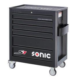 Sonic Gereedschapwagen leeg 6 laden S7