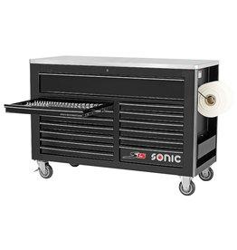 Sonic Gevulde gereedschapwagen 605-dlg. S15