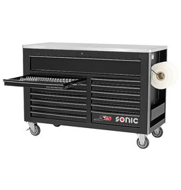 Sonic Gevulde gereedschapwagen 575-dlg. S15