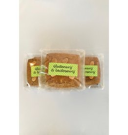 Bio glutenvrije & lactosevrije Speculaasbrokken