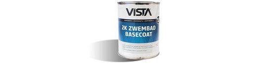 Vista 2K Zwembadverf Basecoat
