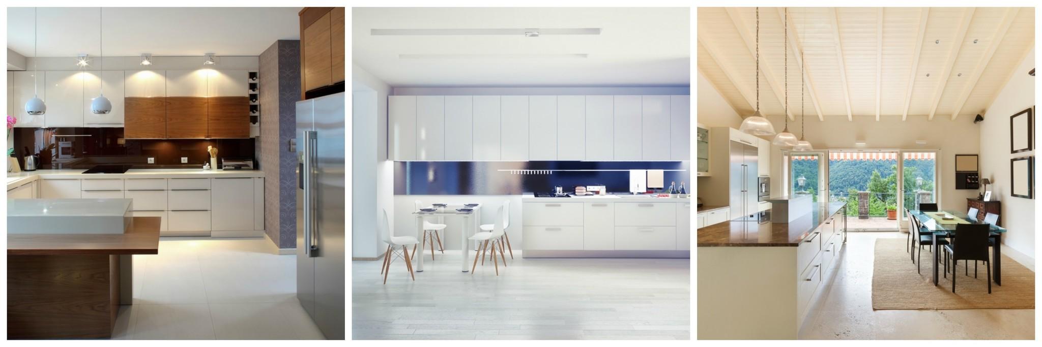 Keukenvloer vloercoating aanbrengen